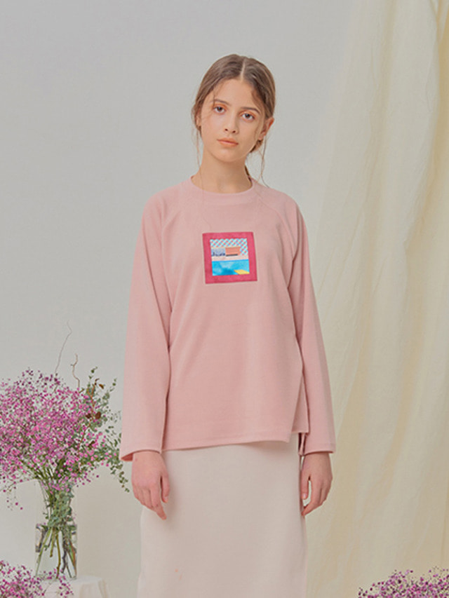 [NUPARCC]Hockney Window Tee - PK