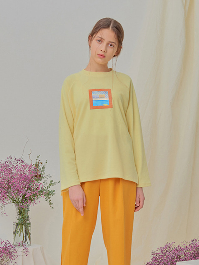 [NUPARCC]Hockney Window Tee - LE