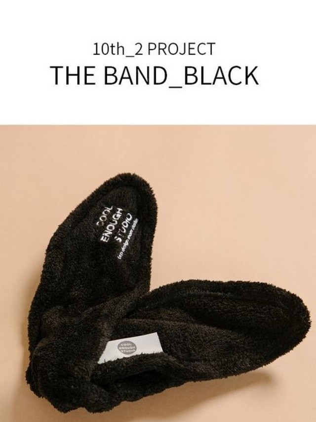 10th project THE BAND_BLACK