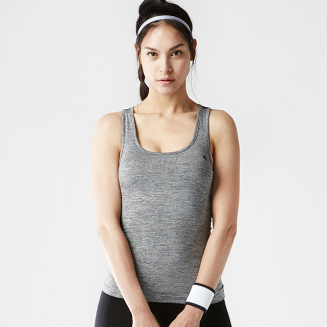 AKIIICLASSICSLEEVELESS TYPE-1 GRAY