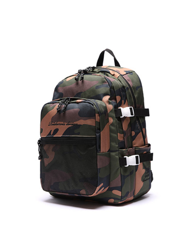 [ROIDESROIS] OH OOPS BACKPACK CAMO