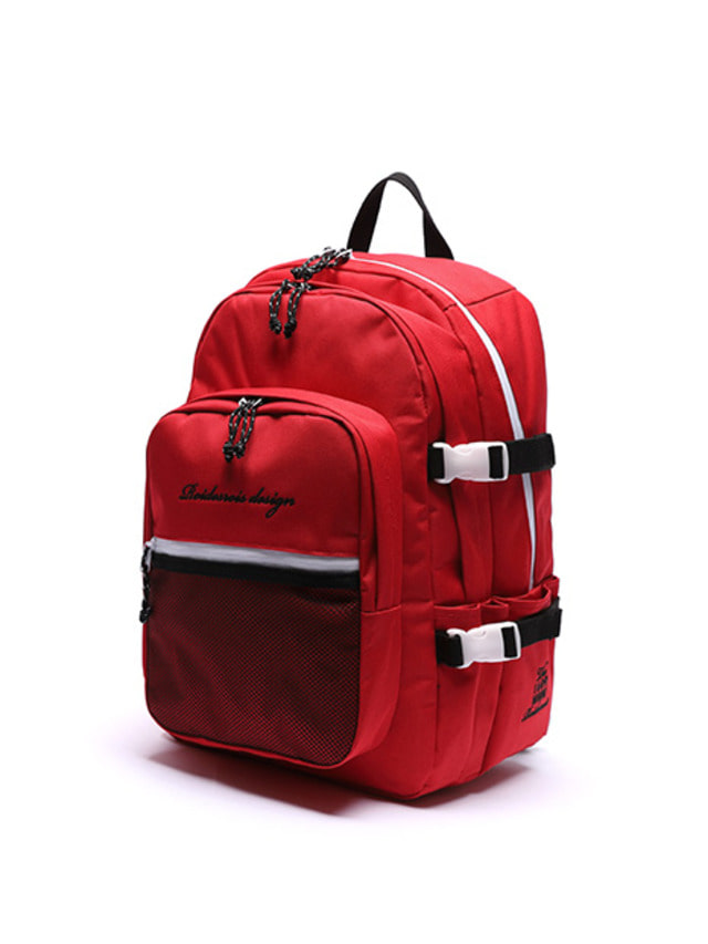 [ROIDESROIS] OH OOPS BACKPACK RED