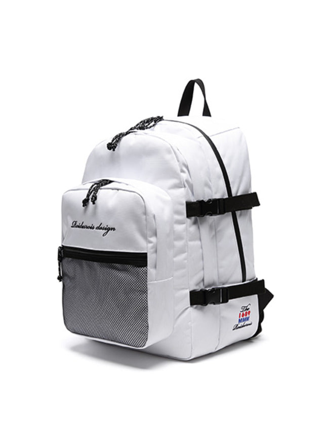 [ROIDESROIS] OH OOPS BACKPACK WHITE