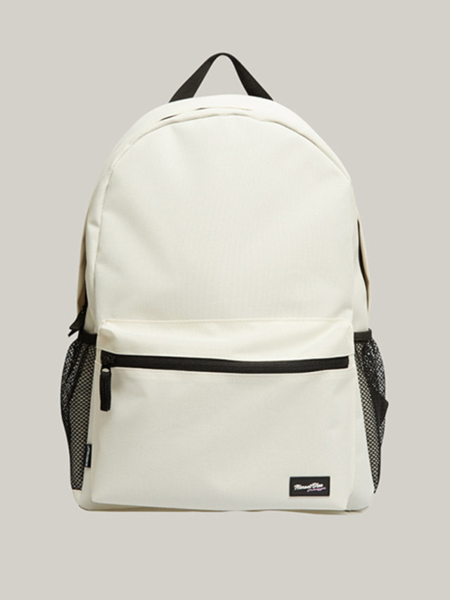 [ALMOST BLUE] ALMOSTBLUE STANDARD BACKPACK IVORY 7/26発送予定