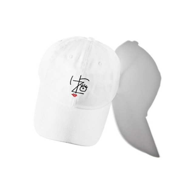 [IZRO] IZRO PENCIL CAP - WHITE
