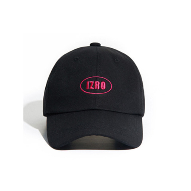 [IZRO] IZRO ACC SIMPLE CAP - BLACK