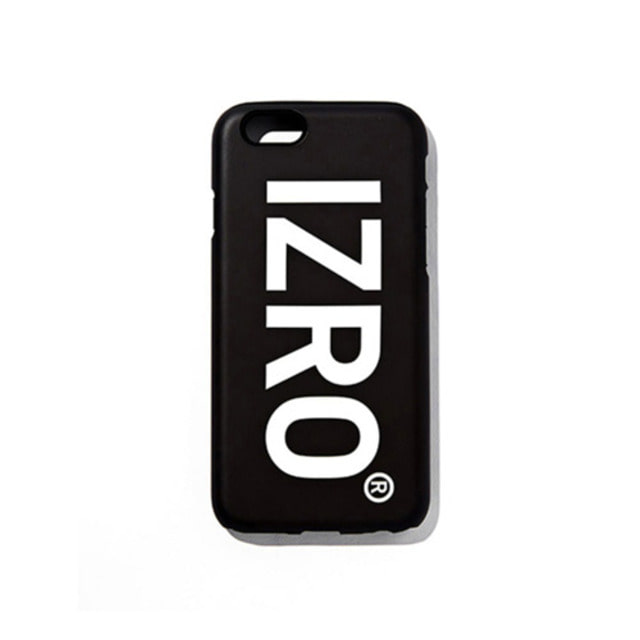 [IZRO] IZRO BIG PHONECASE - BLACK