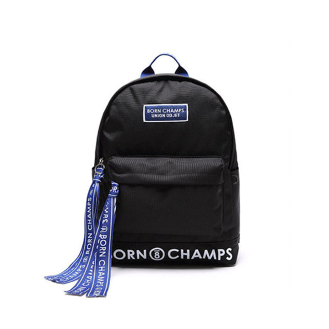 17S/S BORNCHAMPS X UNIONOBJET TAPE BAG BLACK