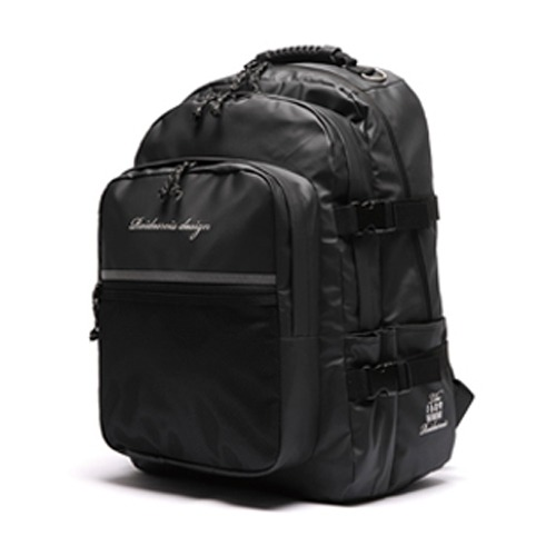 [ROIDESROIS] BIG OH OOPS BACKPACK JETBLACK