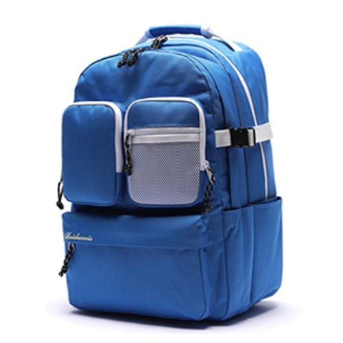 [ROIDESROIS] HUSH BACKPACK BLUE