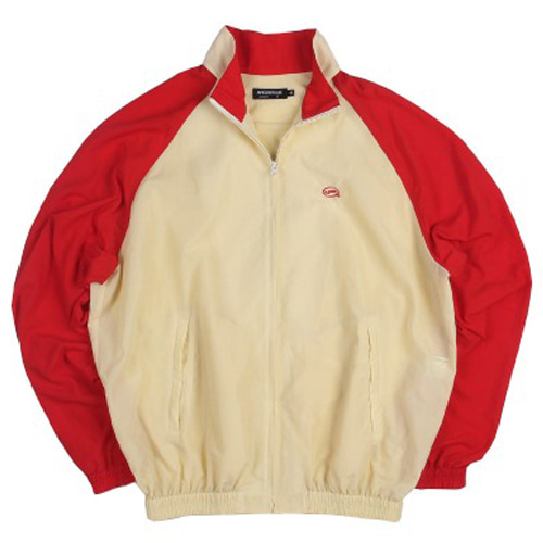 [APOC] TRACK JACKET RED