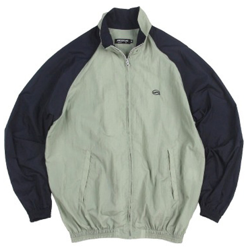 [APOC] TRACK JACKET NAVY