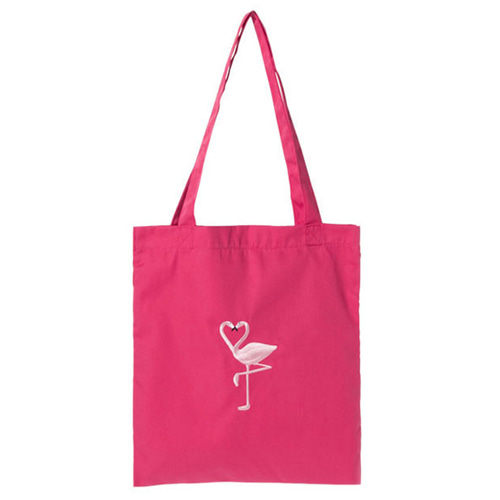 Special klover shoulder bag - pink