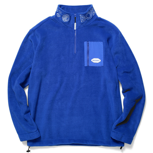 [BORNCHAMPS] CHMPS POLAR FLEECE BLUE CERDMMT03BL