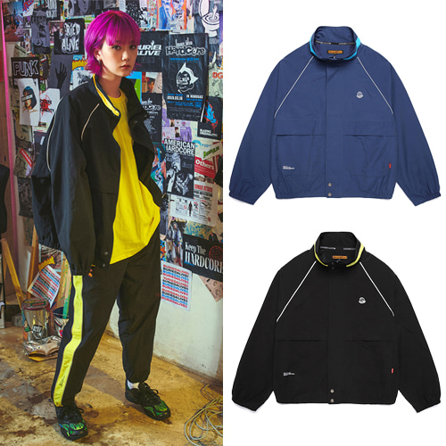 [BURIEDALIVE] BA TRAINING JACKET 2COLOR