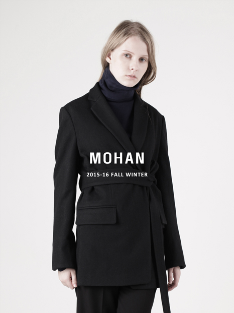 MOHAN-2015-16 FALL WINTER COLLECTION-
