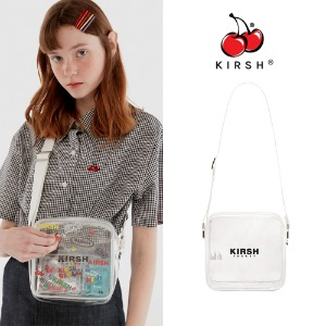 [KIRSH] KIRSH POCKET PVC MINI BAG IH